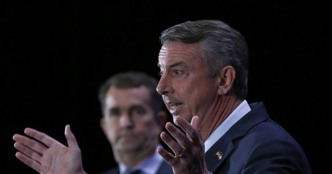Gillespie Reminds Voters that Northam Restored Rights of Felon with Porn Collection