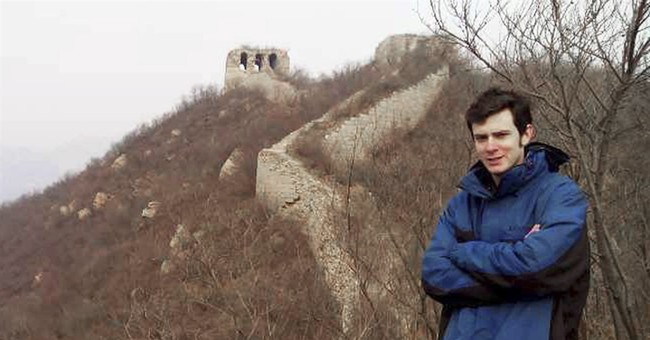 US student freed after week held in China over taxi dispute