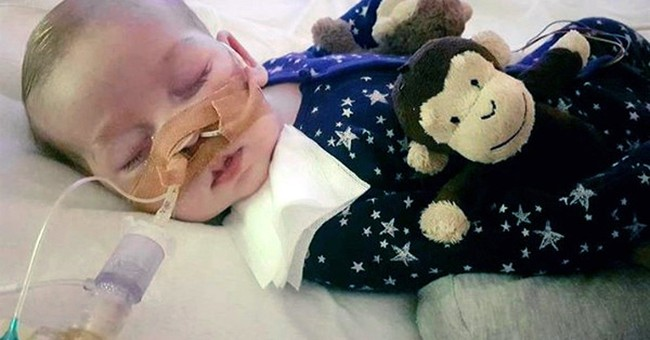 Charlie Gard, infant at center of legal battle, dies