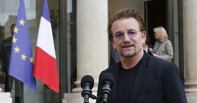 George W. Bush to Honor Bono