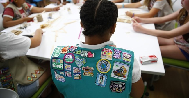 Girl Scout Leaders Outraged: The Boy Scouts House Is Not in Order