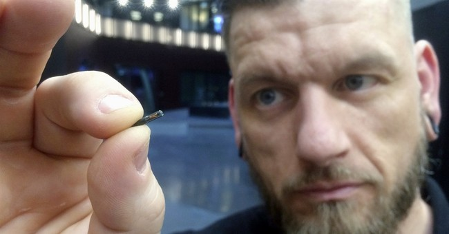 Americans Microchipped in the Land of the Free