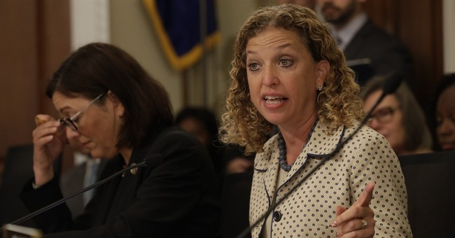Debbie Wasserman Schultz Says She 'Did The Right Thing' Standing by IT Staffer Arrested by Feds