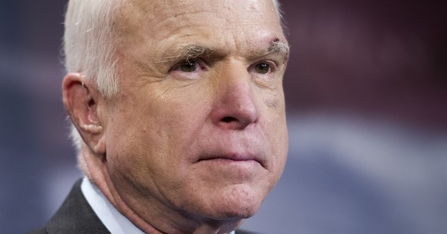 Here's Why McCain Voted Against 'Skinny' Obamacare Repeal Bill
