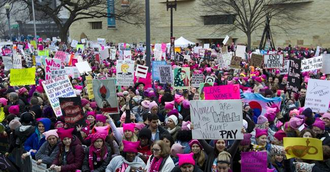 Pro-life Group: We Were Never Given an Explanation Why We Were Dropped As Sponsor From Women's March