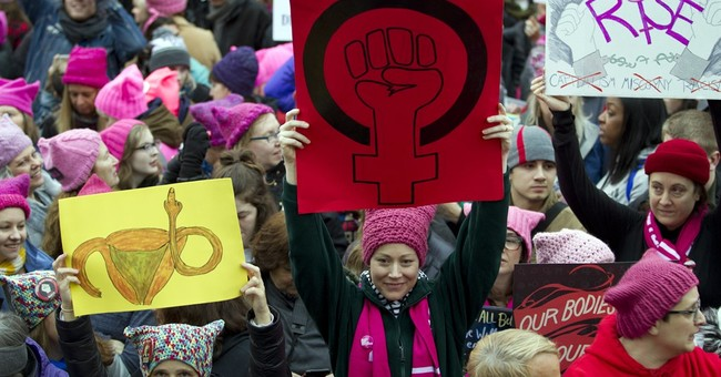 Oh My: Women's Marchers Reject Pink P***y Hats, They Exclude Trans, Non-Binaries, And People Of Color