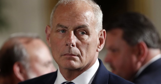 John Kelly says Congress has done