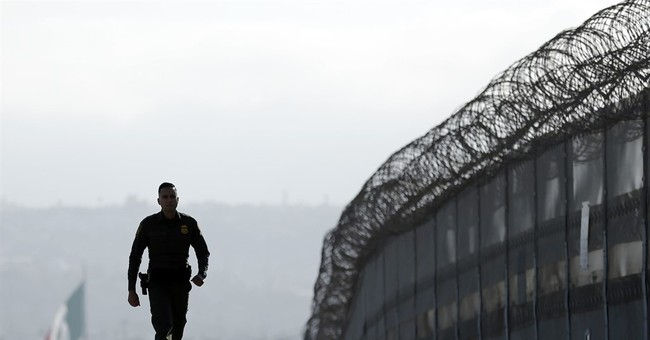 The Number of llegal Aliens from China Arrested at the Border is on the Rise