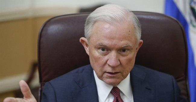 Jeff Sessions Describes 'Evil Attack' in Virginia as He Defends Donald Trump