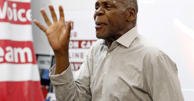 Is Danny Glover (Who Demands Reparations) a Worse Traitor than Jane Fonda?