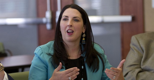 RNC Chairwoman Is Not Having Any of Michelle Obama's Comments About Lack of Diversity in GOP
