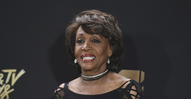 Maxine Waters Makes an FCC Suggestion for Trump