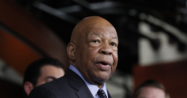 Rep. Cummings in hospital with knee infection