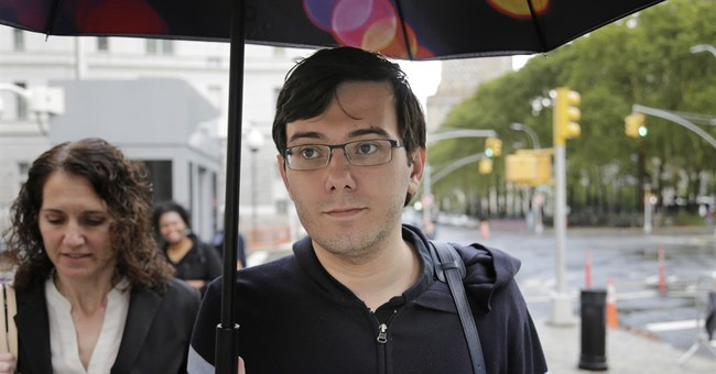 Martin Shkreli Found Guilty of Securities Fraud