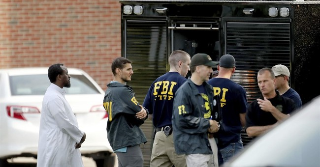 FBI: Explosive detonated at Minnesota mosque