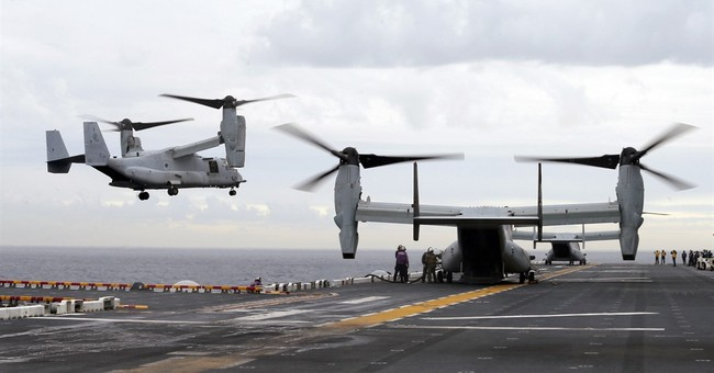 Search for 3 Marines Missing After Aircraft 'Mishap' Off Australia Ends