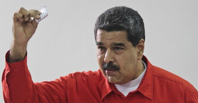 The History of Government Evil in a Collapsing Venezuela