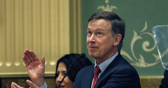 GOP Congressman Asks Acting IG of Treasury Dept. to Investigate Hickenlooper's Use of Taxpayer Funds