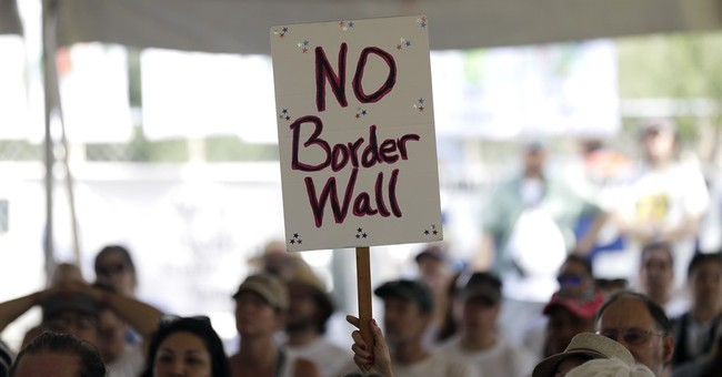 Oh My: Are Democrats Getting Ready to Cave on Trump's Wall?