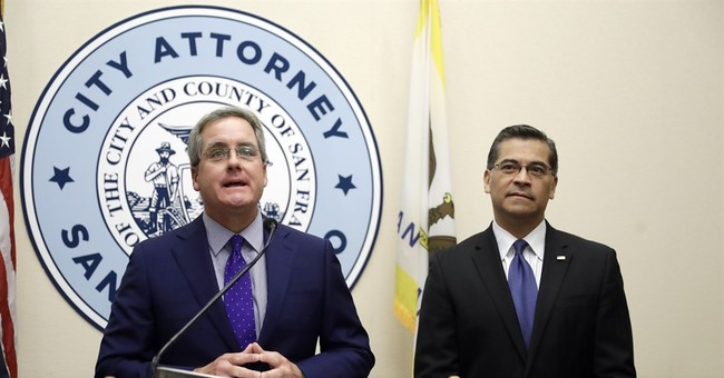 California to sue Trump administration over sanctuary city threat