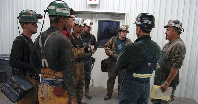 Feel Good Friday: Here's What These Coal Miners Did Before The Start Of Their Shift