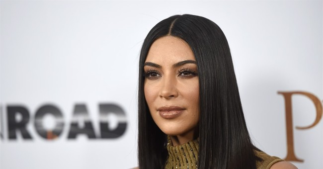 Kim Kardashian Is Currently Our Nation's Greatest Hope for Prison Reform