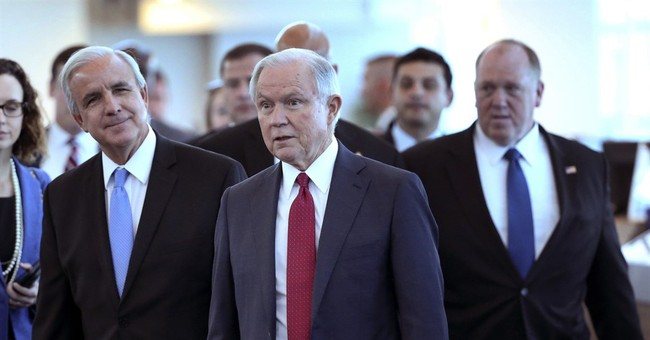 Federal Judge to Sessions: Attorney General Can't Withhold Money From Sanctuary Cities