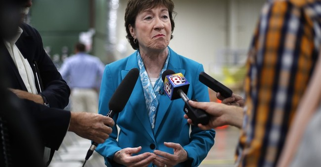 Susan Collins Decides Against Gubernatorial Run