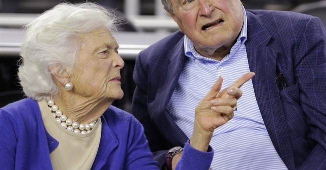 George H.W. Bush To Do Coin Flip At Super Bowl