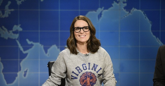 """Tina Fey Introduces the World to """"Sheet Caking"""" as a Coping Technique"""