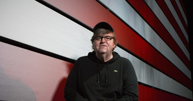 As Expected, Michael Moore Has Another Dumb Revision To The Second Amendment