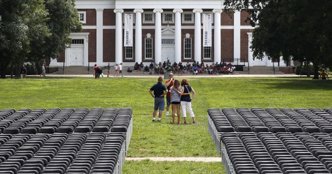 University of Virginia Cancels 21-Gun Salute to Appease Snowflake Students