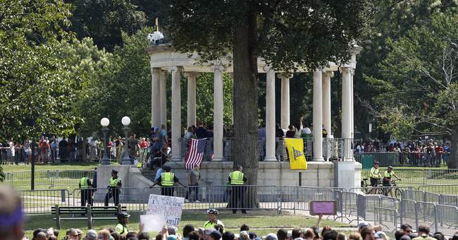Organizer Of 'Free Speech' Rally In Boston Sues Mayor Walsh For Slander