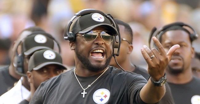 Wow: Steelers Coach Annoyed That Decorated Army Veteran Left Team to Stand for Anthem
