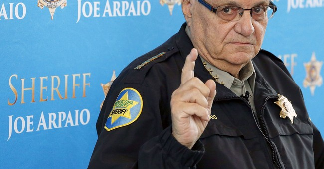 "Sheriff Joe Arpaio: I'm ""Humbled and Incredibly Grateful"" for Pardon"