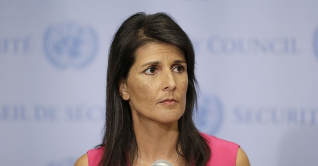 BREAKING: Haley Gets Real with North Korea (Video)