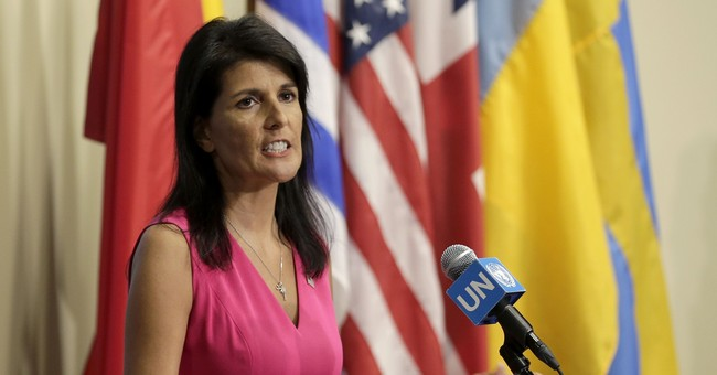 Nikki Haley Responds to Iran's Refusal of Military Site Inspections: Iran Showing 'True Colors'