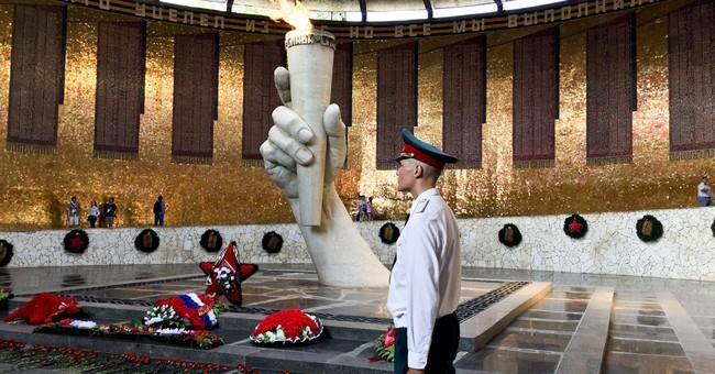 Remembering Stalingrad 75 Years Later