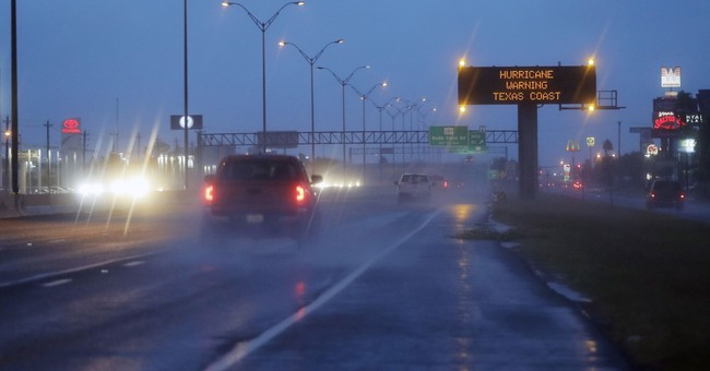 ACLU Horrified After Texas Border Patrol Keeps Checkpoints Open During Hurricane