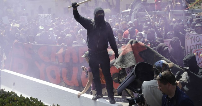 'Victory:' SF Leftists Celebrate Cancellation of 'Patriot Prayer' Rally, Antifa Riots in Berkeley