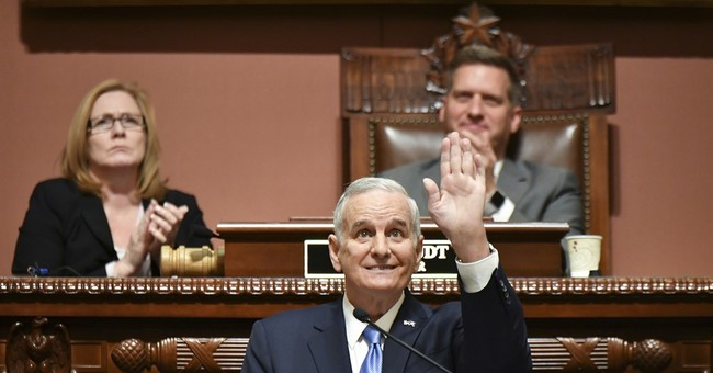 Minnesota Gov. Mark Dayton Announces He Has Prostate Cancer