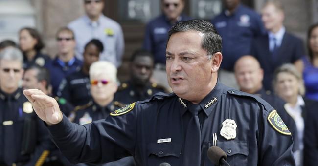 Houston Police Chief Excoriated For Partisan Tirade Against Guns, Republican Senators