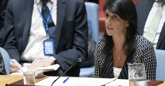 Haley Calls Out 'Slow and Weak' UN Council