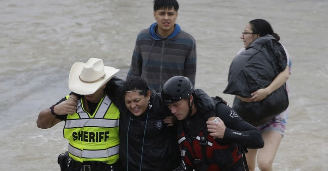 What Hurricane Harvey Teaches Us About Humanity