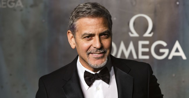 George Clooney Calls Trump an 'Incapable' President Who's 'In Over His Head'