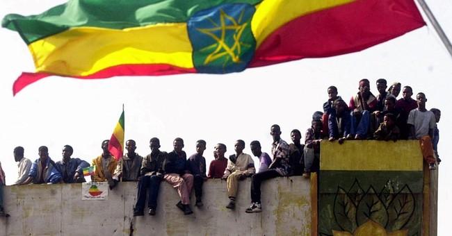 Haile Selassie's Grandson Warns African Americans: Marxism Leads To Blind Murder