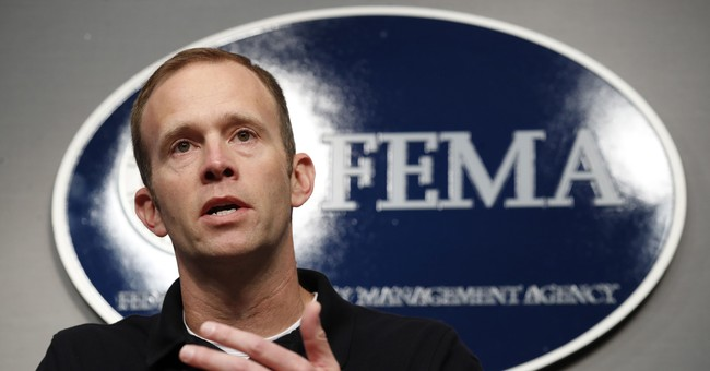 White House officials discussing potential replacements for FEMA chief