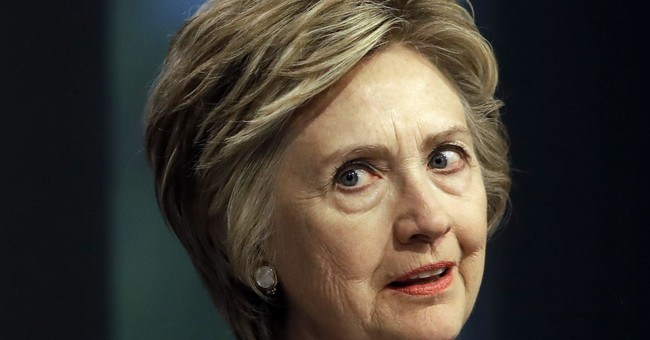 LOL: Hillary Says She Believes in Evidence and The Rule of Law