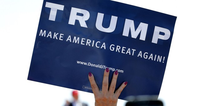 Donald Trump unveils campaign slogan for 2020 - Keep America Great