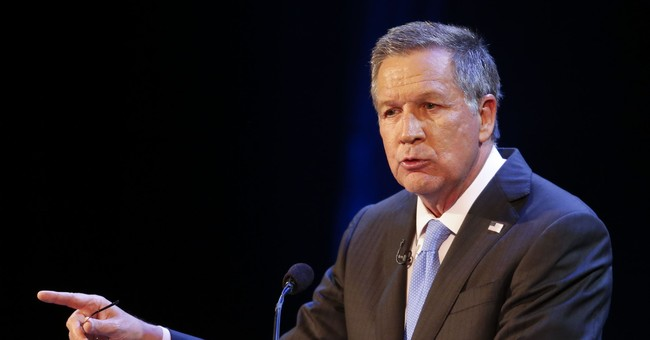 Kasich Weighs in on 'God Darn' AR-15s